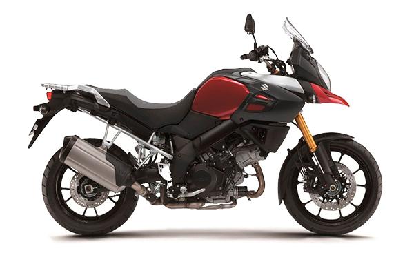 Suzuki V-Strom 1000XT ABS