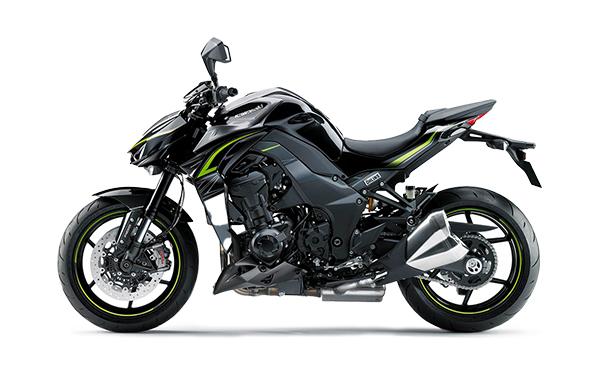 Kawasaki Z 1000 High Grade