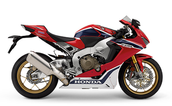 Honda CBR 1000RR SP 2017