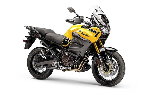 Yamaha Super Tenere 60th Anniversary Full Option