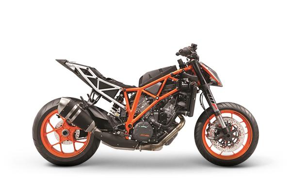 KTM 1290 Super Duke R MY2018