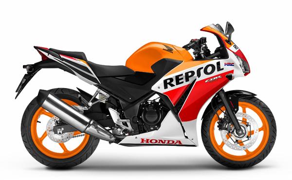 Honda CBR 300R 2015 Champion Special Edition