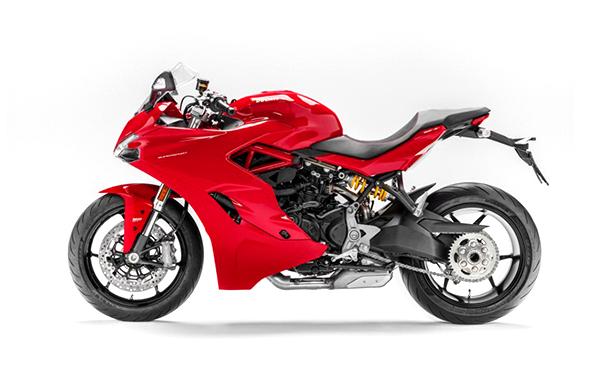 Ducati SuperSport S Performance