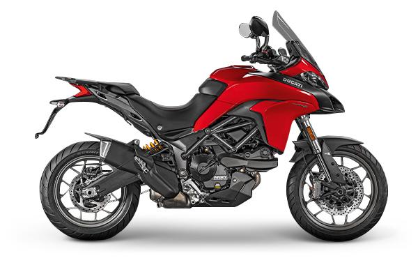 Ducati Multistrada 950 Red Adventure Toring