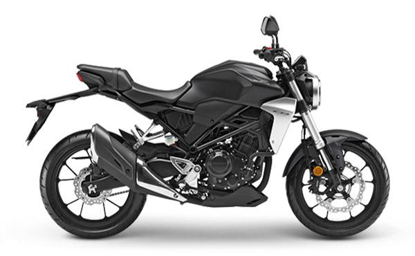 Honda CB 300r my2018