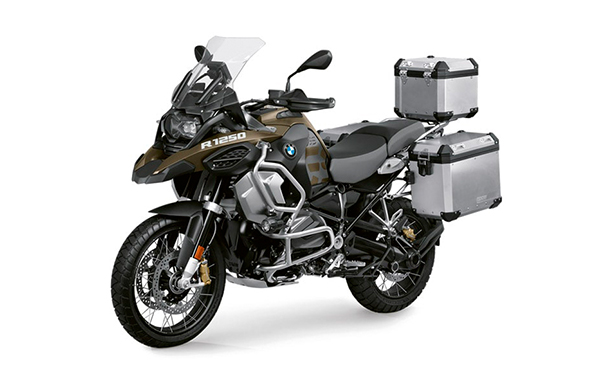 BMW R 1250 GS Adventure Exclusive Style