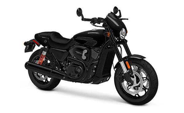 Harley-Davidson Street 750 Rod
