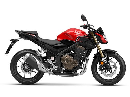 Honda CB 500f my20