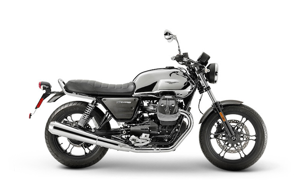 Moto Guzzi V7 III Carbon Limited Edition
