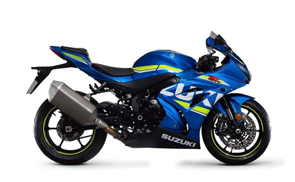 Suzuki GSX-R 1000 standard MY18
