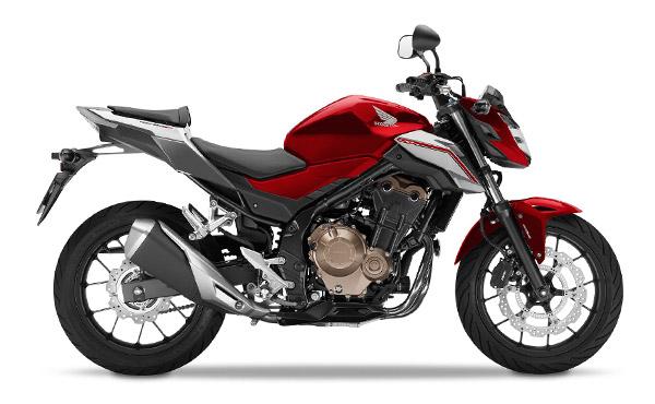 Honda CB 500F MY18
