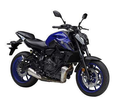 Yamaha MT-07 MY2017