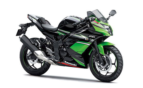Kawasaki Ninja 250SL ABS KRT Edition