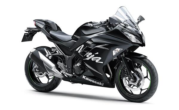 Kawasaki Ninja 300 ABS Winter Test