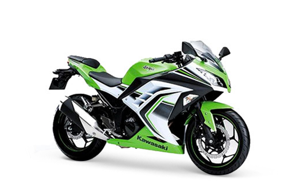 Kawasaki Ninja 300 ABS KRT Edition