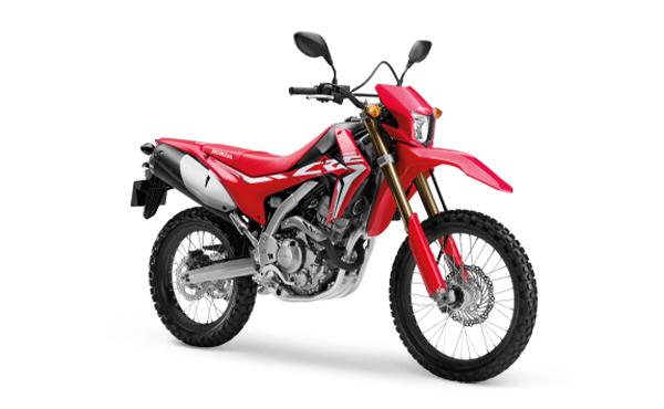 Honda CRF 250l 2019