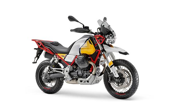 Moto Guzzi v85 tt premium graphics