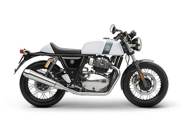 Royal Enfield Continental GT 650 twin